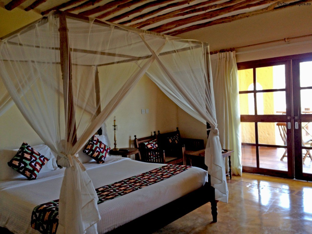 room with ocean view@Neptune Pwani Beach resort &Spa, Zanzibar