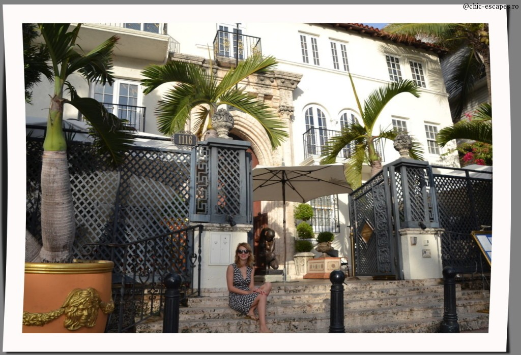 Miami, Versace villa, South Beach
