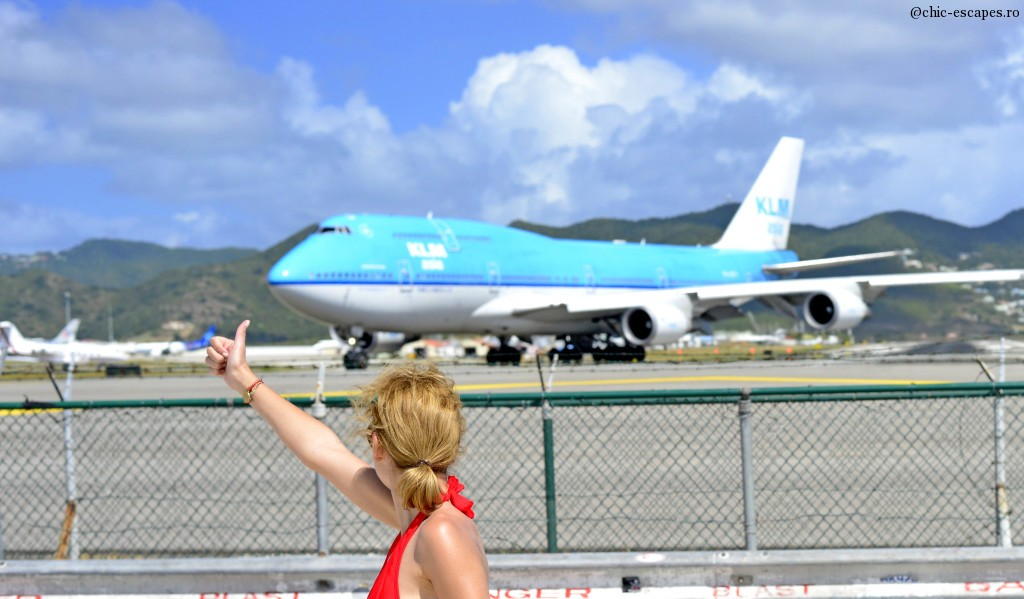 Always NO 1 ! #KLM  @ Princess Juliana, St Maarten/ St Martin