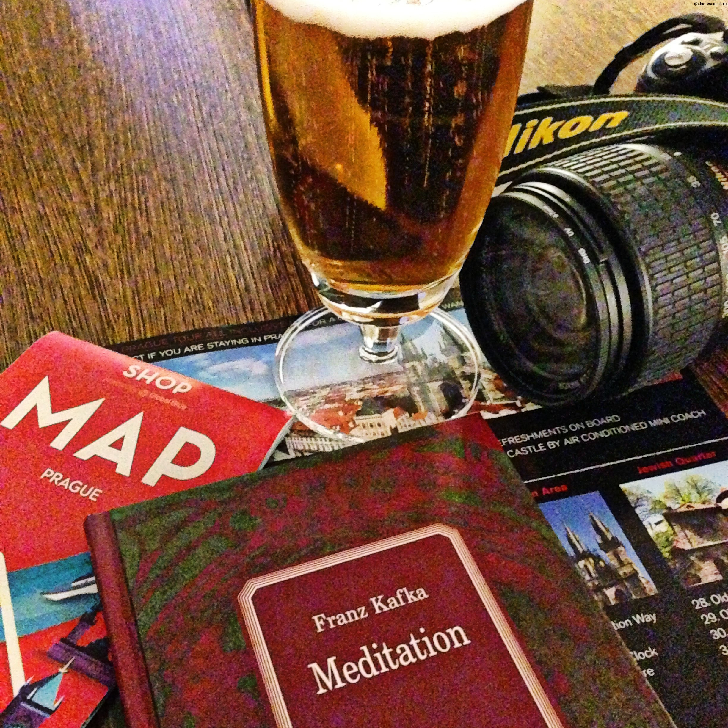 Beer, Kafka and Prague