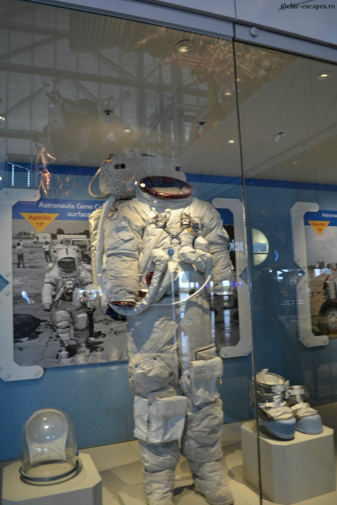 Costum de astronaut, Kennedy Space Center