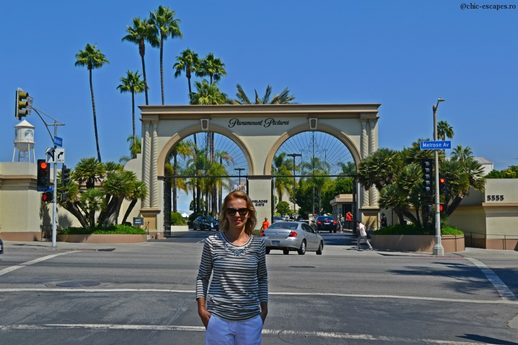 Paramount studios movie tours