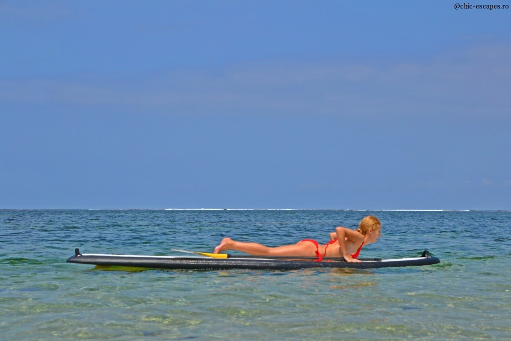 Must do in Bali: watersports :)