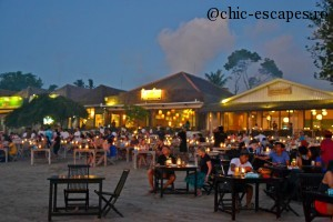 Must do in Bali: Enjoy a seafood dinner in Jimbaran