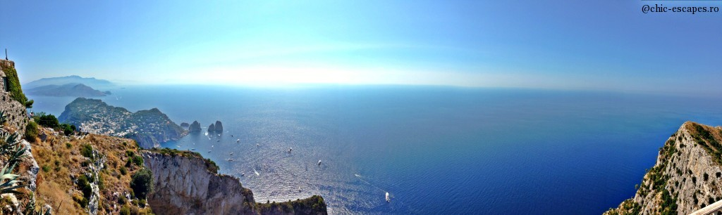 Breathtaking Capri, Italy
