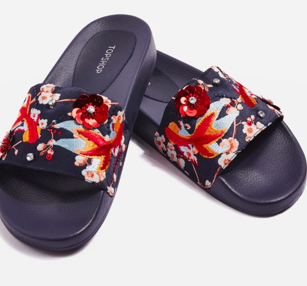 Sliders TopShop
