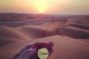 Chemarea desertului