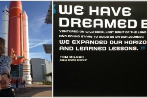 Viziteaza Florida: Kennedy Space Center