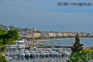 Viziteaza Cannes: Le Suquet-orasul vechi