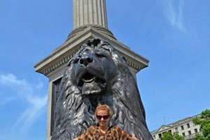 London: I am a Lion's Cub