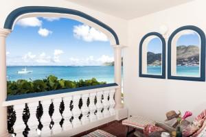 St. Maartens/St.Martin: Le Petit Hotel