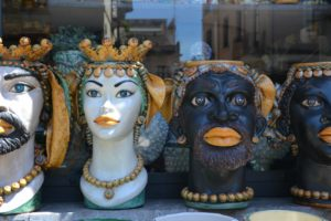 The legend of the Moorish Heads of Sicily